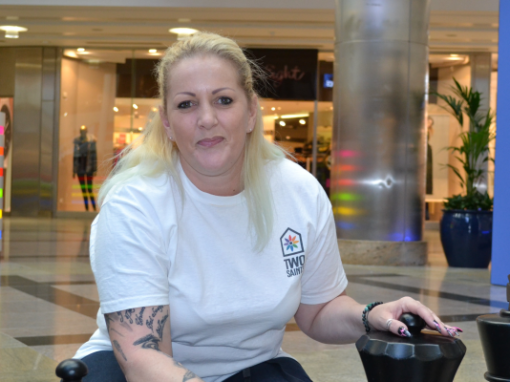 Michelle – Support worker