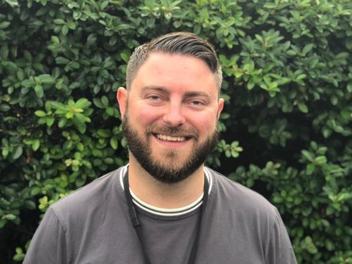 Alex – community support worker